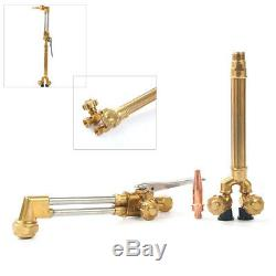 Victor Style CA1350 & 100FC Oxygen/Acetylene Cutting, Welding Torch Medium Duty