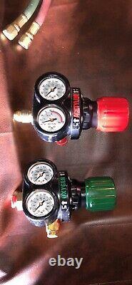 Victor Torch 15-510 / 125-540 Gas Regulator Welding Cutting Torch