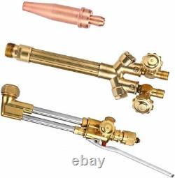 Victor Type (300 series) Heavy Duty Oxygen/Acetylene Cutting Welding Torch Kit