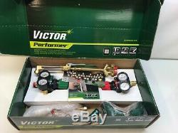 Victor Welding Cutting Torch Complete Kit 0063-2512 (ST9030849)