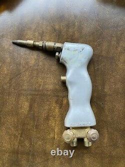 Vintage Dillon MK III OXY-ACETYLENE WELDING Cutting Torch