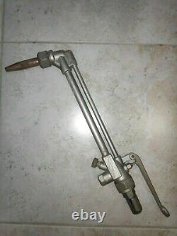 Vintage Smith Lifetime Cutting Welding Torch