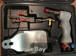 Vintage THE HENROB 2000 Oxy-Acetylene Welding & Cutting Gun Torch System