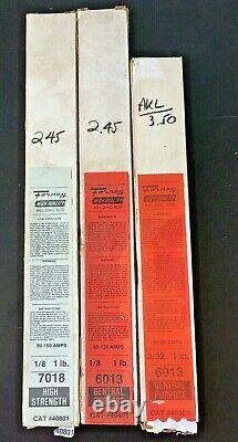 Vintage Welding Lot PUROX CW-200 Oxy-Acetylene Cutting Torch & 4 Tips & more