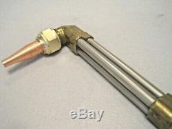 Welding Cutting Heating Victor 300 WH360C Series Torch Oxy Acetylene Firepower